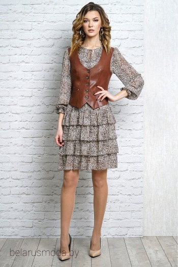 Комплект с платьем - ALANI