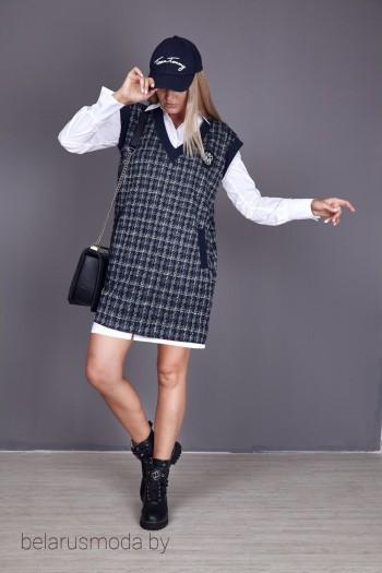 Жилет+блуза - AZZARA