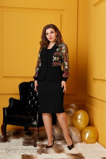 Комплект с платьем - Анастасия