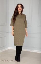 Платье 516 олива Anastasia