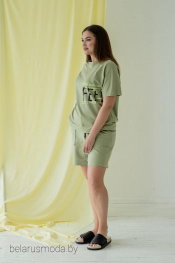 Костюм с шортами - Angelinа