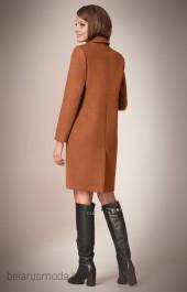 Пальто 056 карамель Andrea Fashion