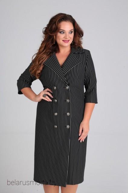 Платье  0399 черный Andrea Style