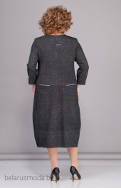 Платье Багряница, модель 3030 графит