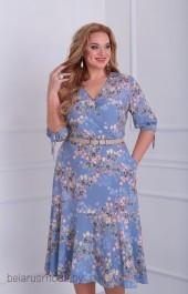 Платье 465а небесный Basagor