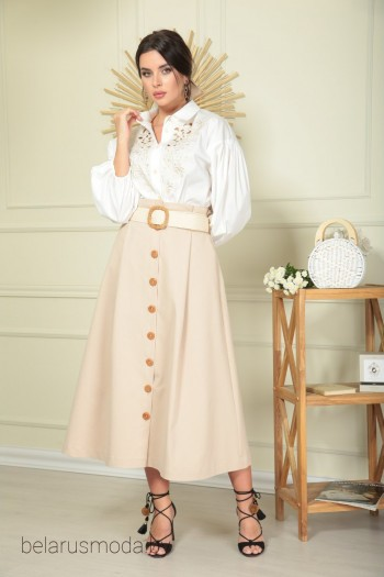 Костюм с юбкой - Chumakova Fashion