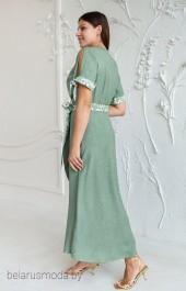Платье Daloria, модель 1661 хаки