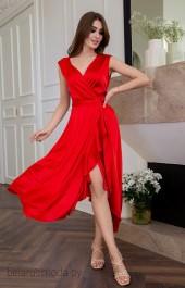 Платье Daloria, модель 1801 красный