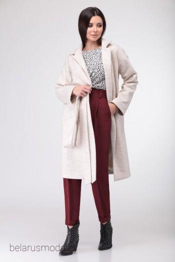 Костюм брючный+пальто - Deluiz N