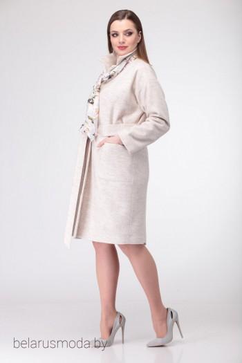 Пальто+платье - Deluiz N