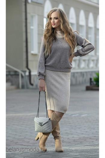 Костюм с платьем - Diva