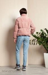 Куртка ELLETTO LIFE, модель 3394 пудра