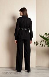 Рубашка ELLETTO LIFE, модель 3398 черный