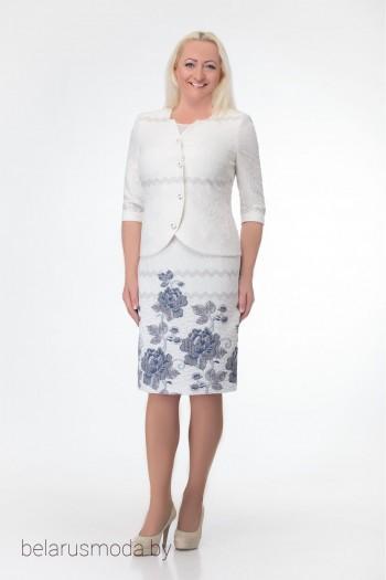 Костюм юбочный - Elite Moda