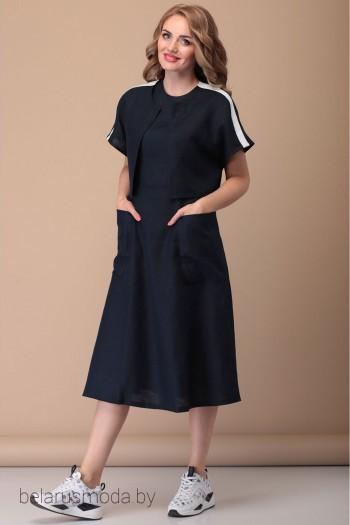 Костюм с платьем - FloVia