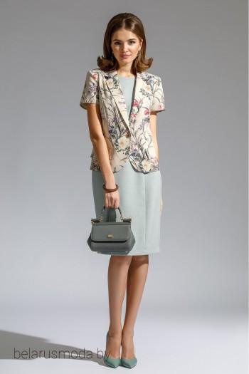 Комплект с платьем - GIZART