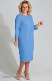 Платье Golden Valley, модель 4605 голубой