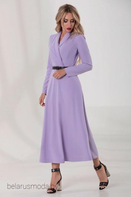 Платье 4770 сиреневый Golden Valley