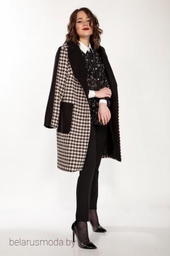 Костюм брючный+пальто - ICCI