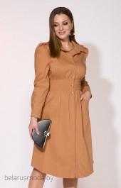 Платье 045 карамель INPOINT