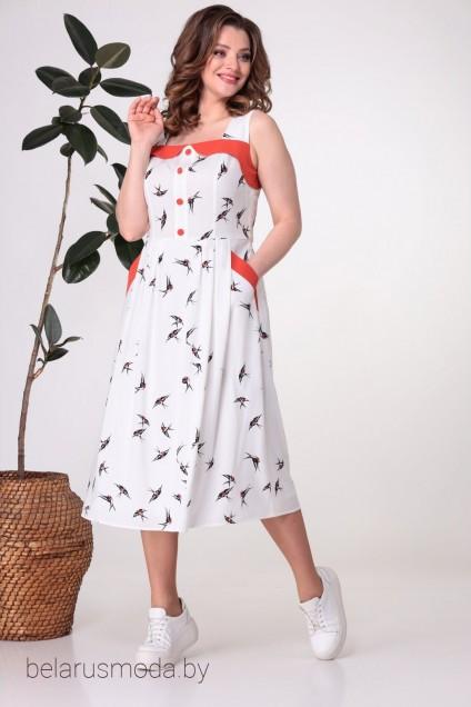 Платье 433 Карина Делюкс