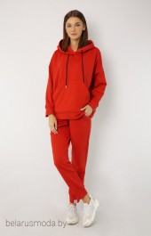 4015-4040 морковно-красный