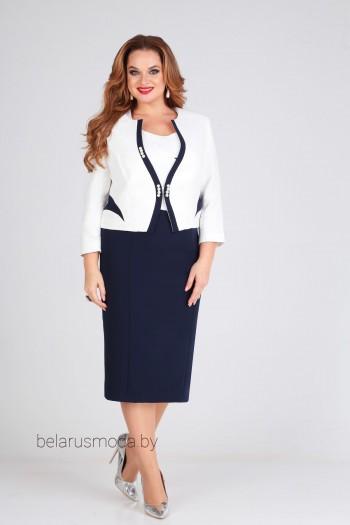 Комплект с платьем - Lady Line