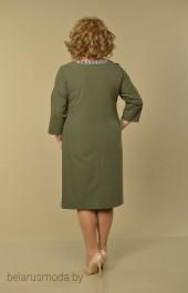 Платье Lady Style Classic, модель 1949 хаки
