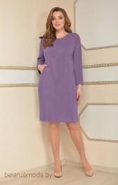 Платье Lady Style Classic, модель 2098 сирень