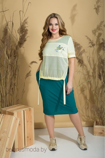 Комплект с платьем - Liliana-style