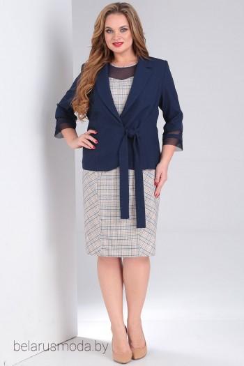 Комплект с платьем - Milana