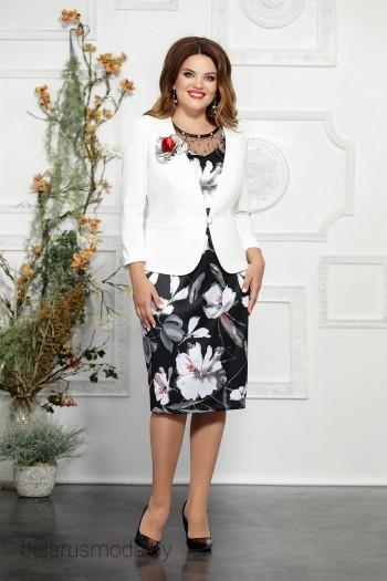 Костюм с платьем - Mira Fashion