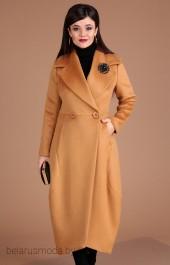 Пальто Мода-Юрс, модель 2519-1 кэмел