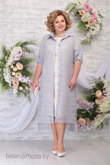 Костюм с платьем - Ninele