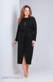 Платье OLLSY, модель 1494 черный