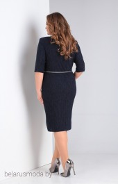 Платье OLLSY, модель 1498 темно-синий