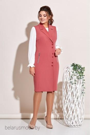 Комплект с платьем - Ольга Стиль