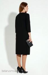 Платье 14380z темно-серый Panda