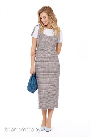 Комплект с платьем - Pirs