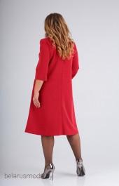 Платье 2011 красный SOVITA