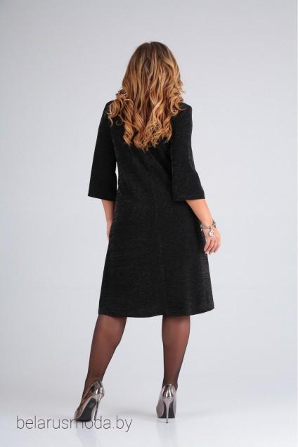 Платье 2011 черный SOVITA