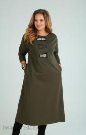 Платье 2013 олива SOVITA