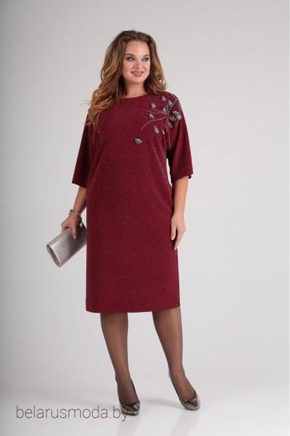 Платье 2014 марсала SOVITA