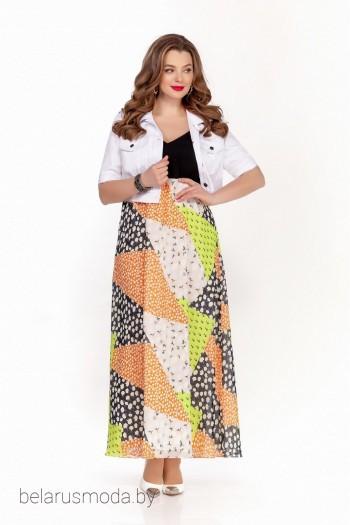 Костюм с платьем - TEZA