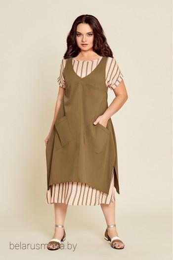 Комплект с платьем - ТАККА Плюс