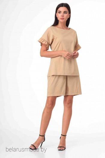 Костюм с шортами - Talia Fashion