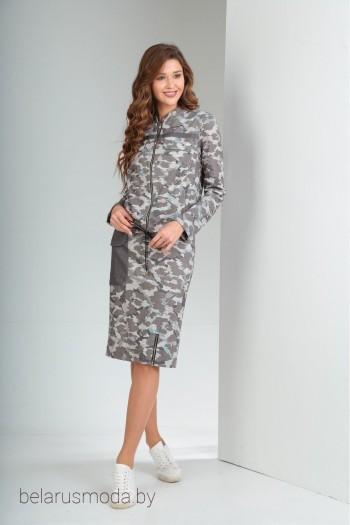Комплект с платьем - Tvin