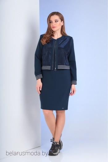 Комплект с платьем - Vilena