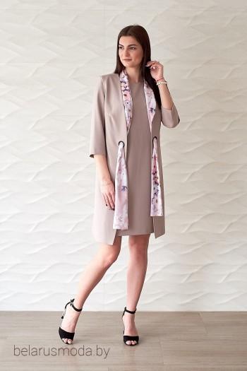 Костюм с платьем - Vilena