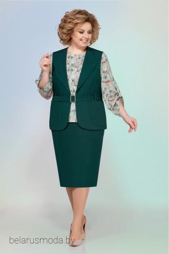 Костюм юбочный - Vitol Fashion